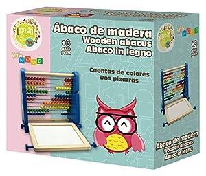 Tachan- Abaco de Madera con Pizarra (CPA Toy Group Trading S.L. 6367)