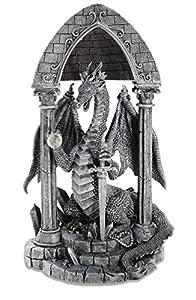KATERINA PRESTIGE - Dragón bajo Volta, gótico, Modelo BrohF0564