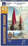 Irish Discovery Series 45. Galway 1 : 50 000