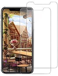 JEPER Funda iPhone X Carcasa Silicona Colores del Caramelo Protector TPU Ultra-Delgado Anti-