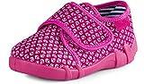 Ladeheid Pantofole per Bambino LARB005 (Amaranth Ancora, 24 EU)