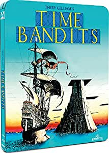 Time Bandits SteelBook [Blu-ray]