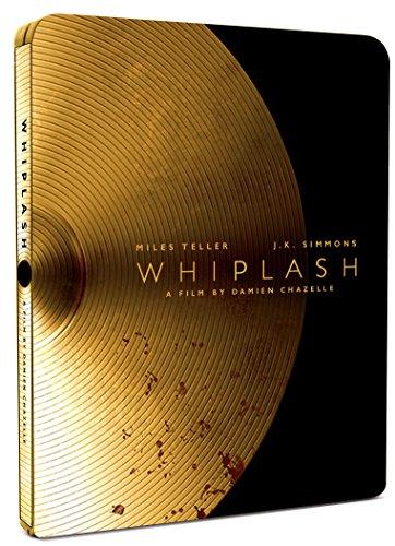 Whiplash (Steelbook) (Blu-Ray) [Italia] [Blu-ray]