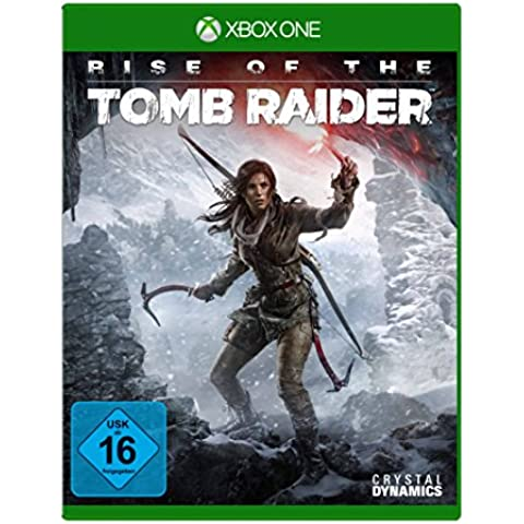 Rise Of The Tomb Raider [Importación Alemana]