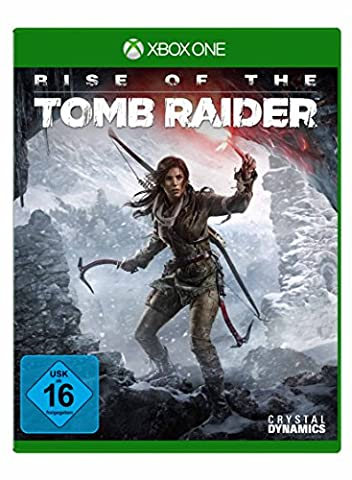 Rise of the Tomb Raider - [Xbox