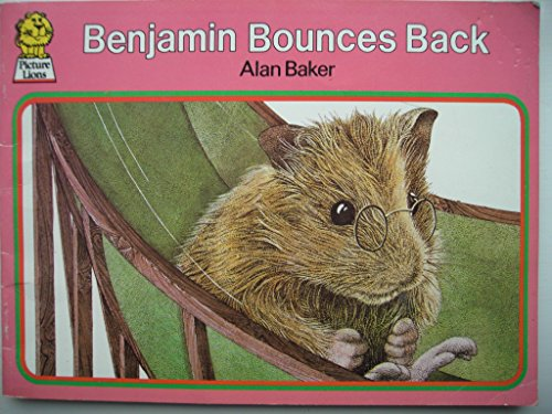 Benjamin bounces back