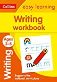 Writing Workbook Ages 3-5: New Edition: easy early writing practice book for 3 year olds (Collins Easy Learning Preschool)