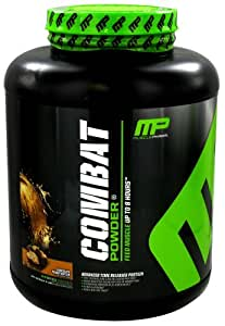 Muscle Pharm Combat Chocolate Peanut Butter 4lb Protein