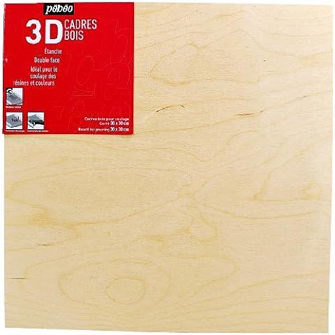 Pebeo 777603 - Tablero de madera para dibujar