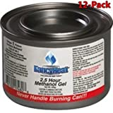 Methanol 7-Ounce Entertainment Cooking F...