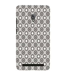 EPICCASE techno rings Mobile Back Case Cover For Asus Zenfone 6 (Designer Case)