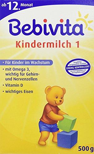 Bebivita 1 Kindermilch, 1er Pack (1 x 500 g)