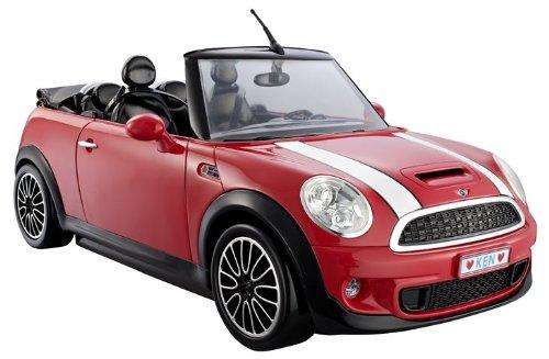 Mattel Barbie W3157 - Barbie und Ken Mein Cooler Mini, Auto