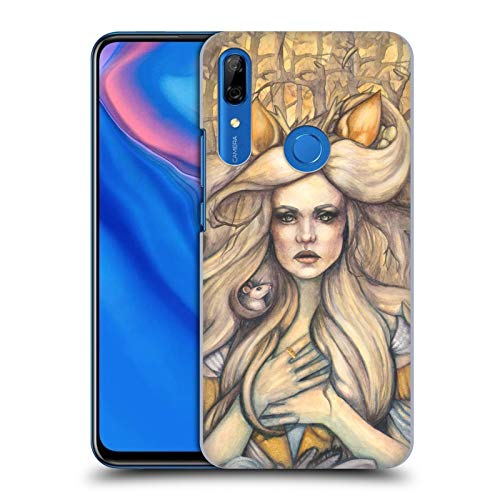 Head Case Designs Offizielle Tiffany Tito Toland-Scott Aschenputtel Mit Tiere Myth Harte Rueckseiten Huelle kompatibel mit Huawei P Smart Z / Y9 Prime (2019) -