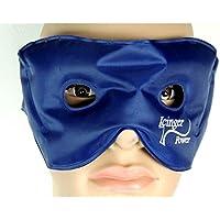 Maschera rilassante per gli occhi con perle gel caldo freddo