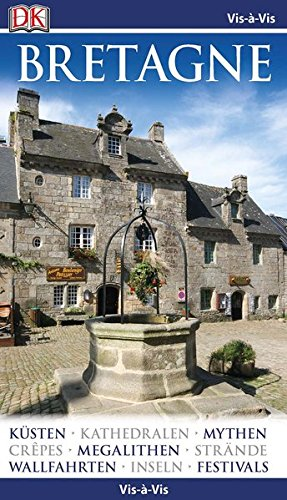 Vis-à-Vis Reiseführer Bretagne: mit Mini-Kochbuch zum Herausnehmen