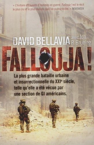 Fallouja ! par David Bellavia