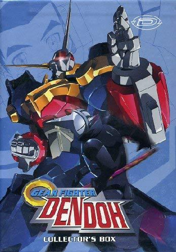 Gear Fighter Dendoh - Complete BOX SET [BOX SET] [Import italien]