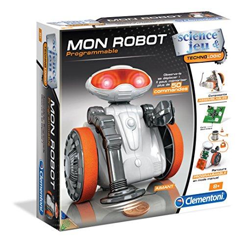 Clementoni - 52113 - Mon Robot - Jeu Electronique