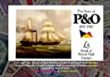 The STORY of P&O PRESTIGE BOOKLET 1837 - 1987 DX8 £5 Book of Royal Mail Stamps - Issued 03 March 1987 ** GB British Mint Collector Stamps Complete Book/Pages with 4 Panes of Definitive Stamps MNH