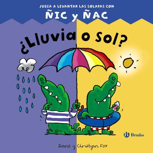 ¿Lluvia o sol?: Juega a levantar las solapas con ÑIC y ÑAC