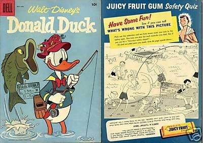 DONALD DUCK N.54 BARKS 1957 - WALT DISNEY [CE634] - Amazon Libri