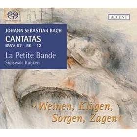 """Cantata """"Weinen, Klagen, Sorgen, Zagen"""", BWV 12: Arie Ich folge Christo nach"""