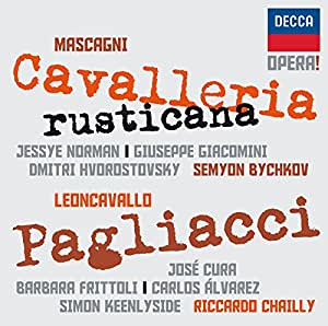 Cavalleria Rusticana/Pagliacci (Ga)