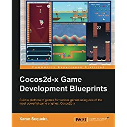 Cocos2d-x Game Development Blueprints (English Edition)