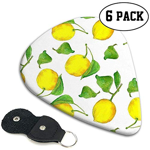 Zitronen-nette Gitarren-Auswahl für Kinderjungen und -mädchen -