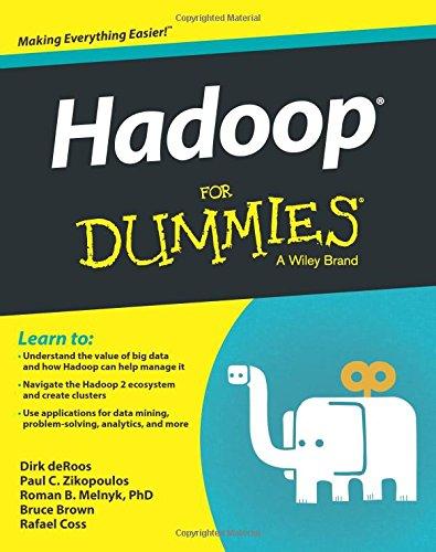 Hadoop For Dummies (For Dummies (Computers))
