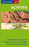 Polyglott Go! Ägypten, m - Länder-Atlas - Barbara Kreißl, Ihsan Bakr