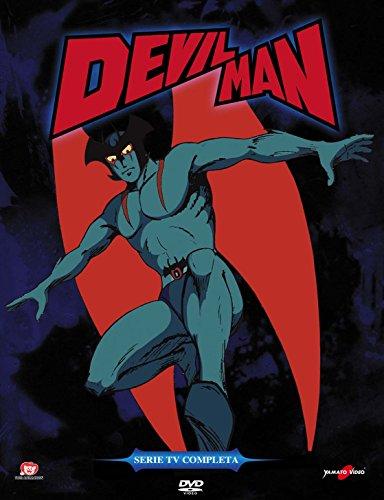 Devilman Nuova Edizione 8 Dvd Box Set Edizione Limitata