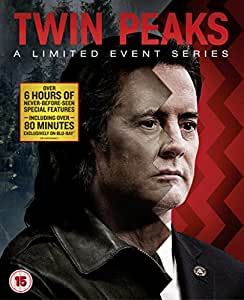 Twin Peaks: A Limited Event Series (Slipcase Version) [Blu-ray] [2017]