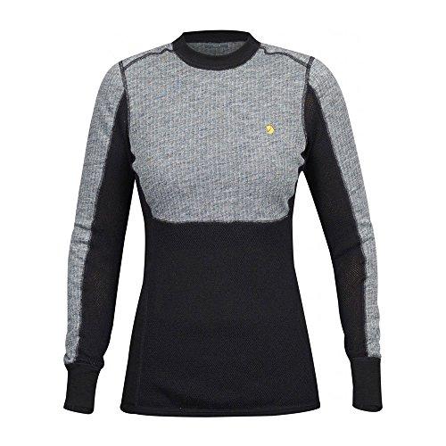 Fjällräven Bergtagen Woolmesh Sweater Women - grey