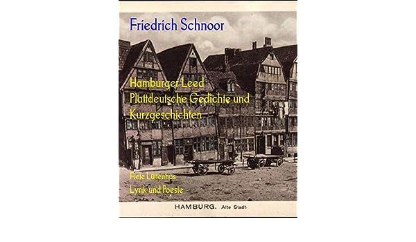 Hamburger Leed Plattdeutsche Gedichte Und Kurzgeschichten