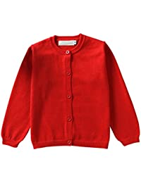 08f0a38ce Amazon.co.uk: Red - Cardigans / Knitwear: Clothing