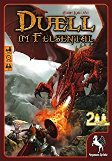 Pegasus Spiele 51885G - Duell im Felsental (Drako) (B00BTXM9OC) | Amazon price tracker / tracking, Amazon price history charts, Amazon price watches, Amazon price drop alerts