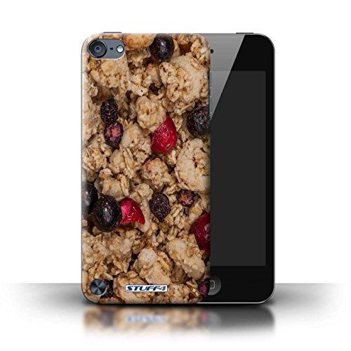 Stuff4 Hülle / Hülle für Apple iPod Touch 5 / Müsli/Beeren Muster / Getreide Kollektion (Fun Müsli Schalen)