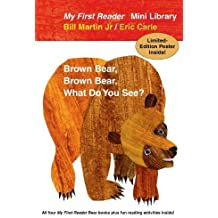 Bear Book Readers Paperback Boxed Set by Martin, Bill (2013) Hardcover