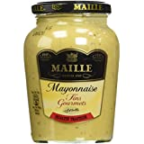 Maille Mayonnaise Nature Fins Gourmets Bocal 320 g - Lot de 3