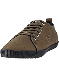 Fred Perry Kendrick Tipped Cuff Chambray Navy B1152608, Deportivas - 43 EU
