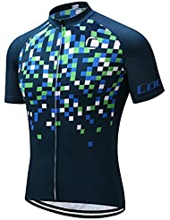 fcc1033bde71f Coconut Ropamo Mens Cycling Jersey Road Bike Shirt Short Sleeve Biking  Jersey Breathable 100% Polyester