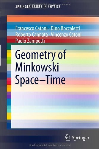 Geometry of Minkowski Space-Time (SpringerBriefs in Physics)