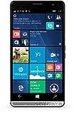 HP Elite x3 (Y1M44EA) Smartphone (15,14 cm (5,96 Zoll) Amoled WQHD Touchdisplay, 64 GB, Dual Sim, Windows 10 Mobile) inkl. Headset, schwarz / silber