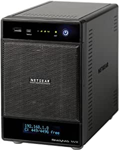 Netgear 4-Bay ReadyNAS NVX Pioneer Edition Network Attached Storage