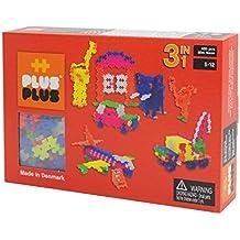 Plus-Plus - 52127 - Jeu éducatif de construction  - Mini Neon 3-en-1 - 480 Pièces