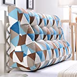 CUSHION MEILING Kissen Kissen Tatami Kissen Lendenkissen Sofa Zurück Soft Pack Bett Guard Neck...