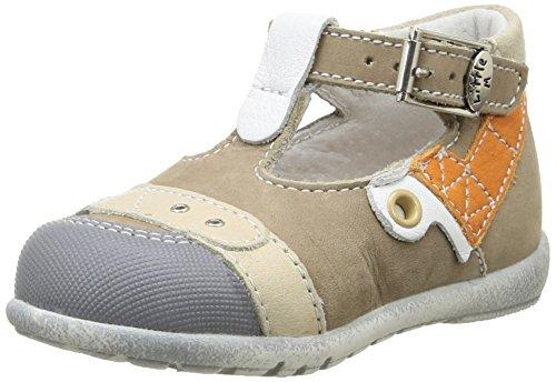 Little Mary Vocalise, Chaussures Premiers pas bébé fille, Gris (Apache Cendre), 24 EU (18-24 months Bébé UK)