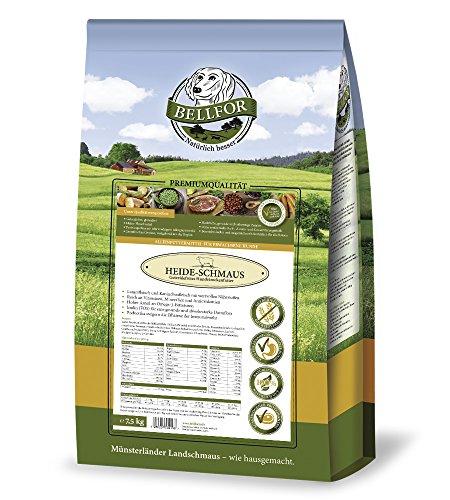Heide-Schmaus – Weidelamm & Kaninchenfleisch – Getreidefrei (7,5 Kg) - 2